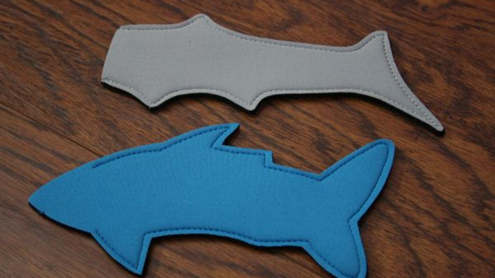 Shark Popsicle Holders