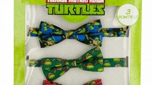 Ninja Turtle Bow Tie Set | 0-24 months