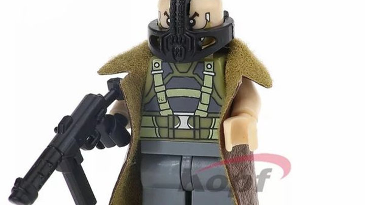 Bane | Batman Lego Figure