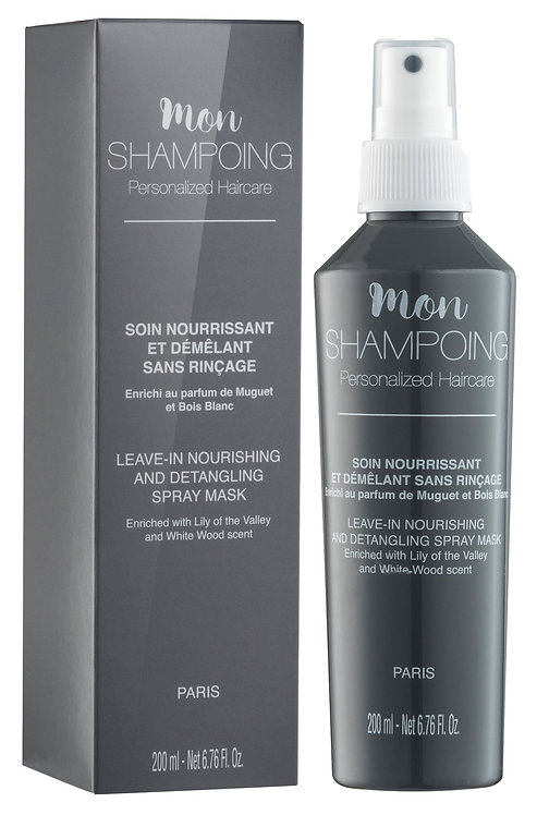Soin Nourrissant Démêlant sans rincage - Mon Shampoing