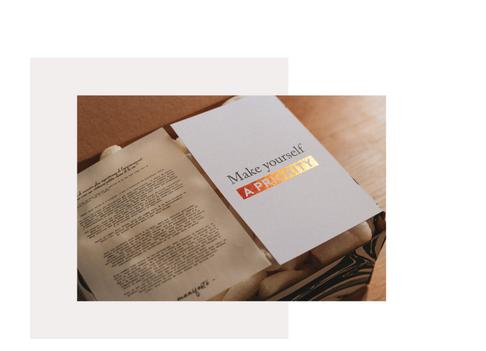 Expérience client e-commerce : à l'intérieur des boites colis