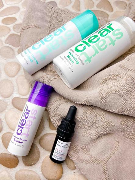 Comment traiter l'acné chez l'adolescent de manière efficace : la routine soin