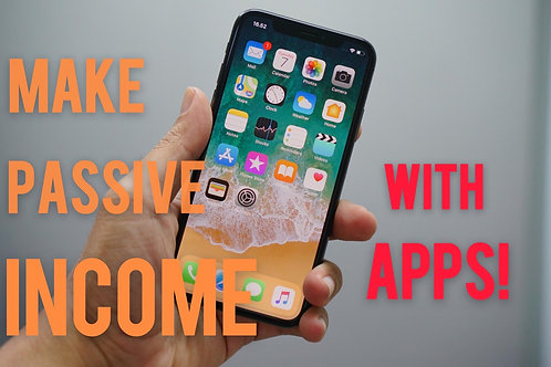 I will help you make money from the app business