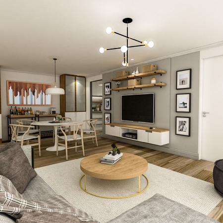Couple's Apartment