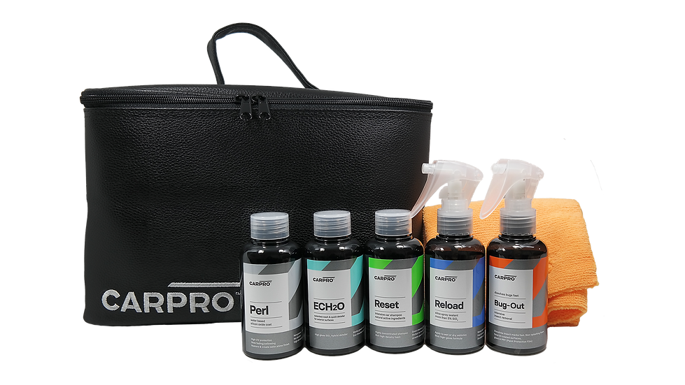 CarPro Kit Maintenance Bag