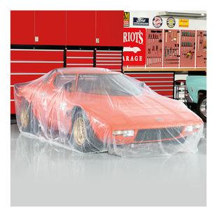 Griots Garage Disposable Car Covers, 92516