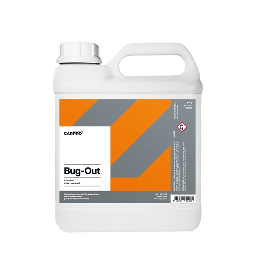 CarPro Bug-Out 4L Insect Remover