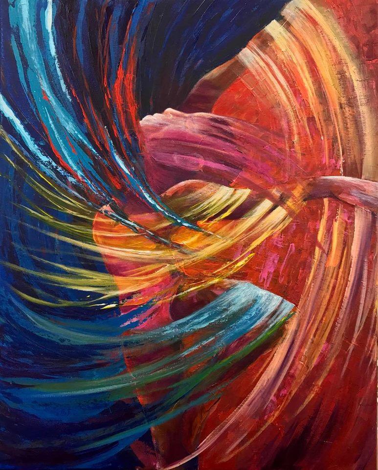 """Whirlwind Dancer"""
