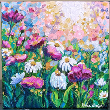 """Wildflowers at Sunrise"""