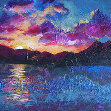 """Sunset Landscape"""