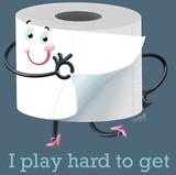"""I play hard to get"" Design"