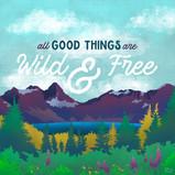 Wild & Free Design