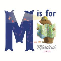M is for...