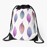 Fine Feathers Backpack