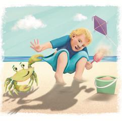 Cray the Beach Bully
