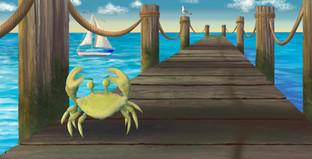 Crab meets Gull