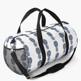 Preppy Pineapple Duffle Bag