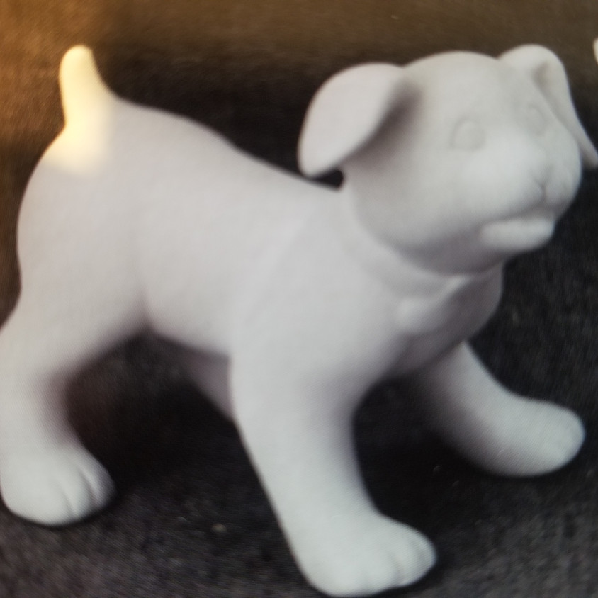 Happy standing Dog  (1)