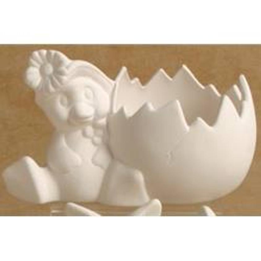 Duck Cracked Egg  (3)