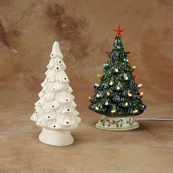 Shelf tree with lights  (1)