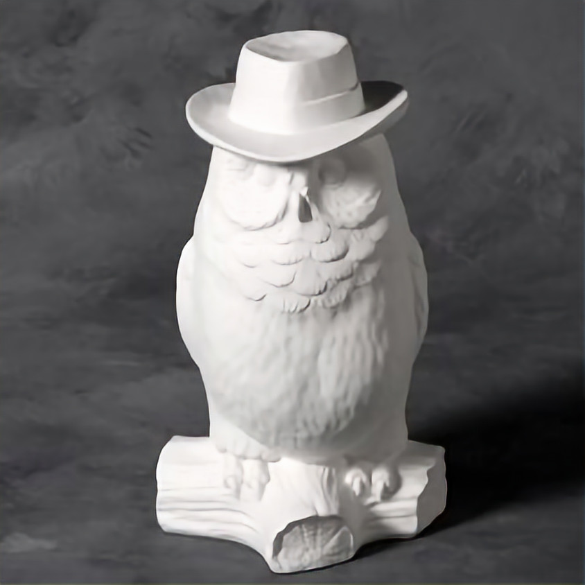 Owl  with Hat (1)