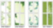 green leaf bifold door design singapore 2017
