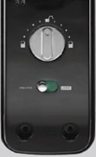 yale ymf 40 digital lock as a latc function for additional protection at late night | yale 40 digital lock has a latch for additional protection