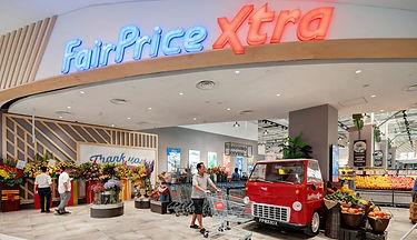 FairPrice Xtra at Vivo city shopping mal