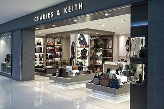 Charles & Keith at Vivo city shopping ma