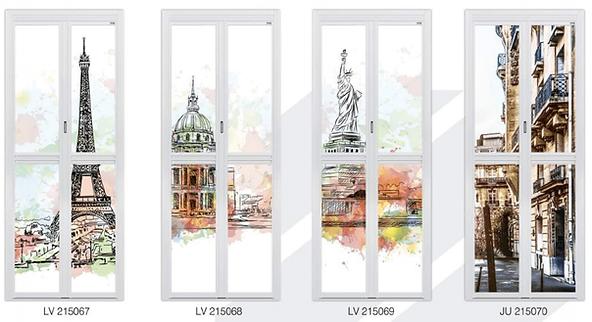 Premium Bifold Door Best Seller in 2020 European City Design