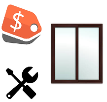 Cheap price for HDB sliding window repair in Singapore