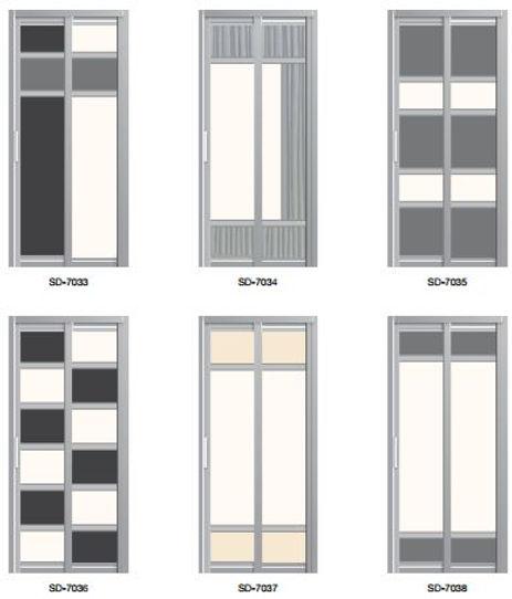 supreme door | slide and swing design 5