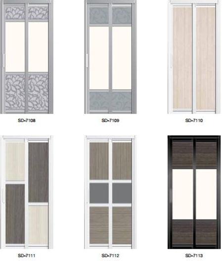 supreme door | slide and swing design 18