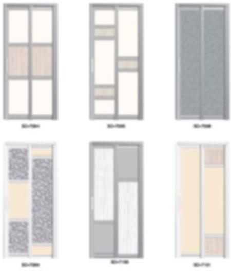 supreme door | slide and swing design 15