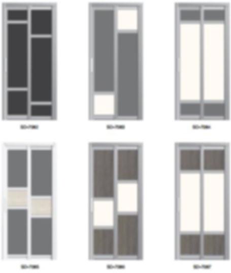 supreme door | slide and swing design 13