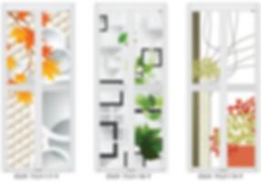 Designer Bifold Door Singapore | Desiger toilet Door singapore