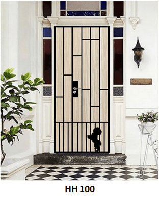Have your favourite Shih Tzu on your gate!