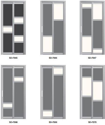 supreme door | slide and swing design 10