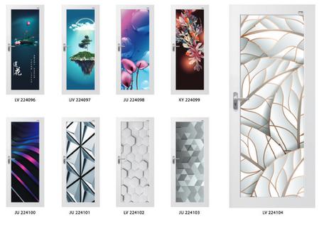 Amazing 3D Designs For Your Aluminium Swing Door - Perfect for your bathroom in Singapore