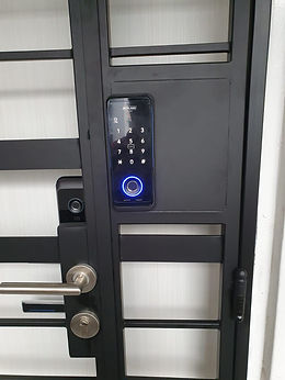 Schlage Digital Lock On New Mild steel g
