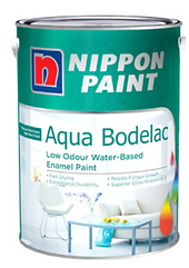 paint recommended to be used to paint HDB original metal and woden frame