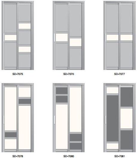 supreme door | slide and swing design 12