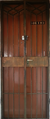 Original HDB mild steel gate