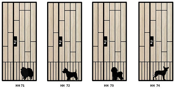 mild steel gate with dog silhouette.JPG