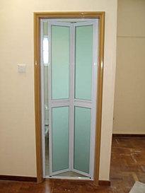 Bi Folding Door For Bathroom. bi fold door turn your bifold door ...