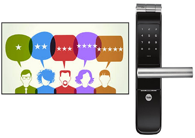Yale YMF 40 digital lock review | Yale 40 digital lock price singapore
