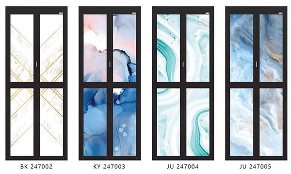 Premium Bifold Door Best Seller in 2020 Marble Design