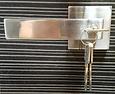 Room Door Singapore Designer Levered Lock SKL 17
