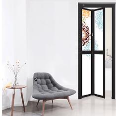 Premium Bifold Door For Toilet Door in Singapore