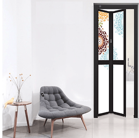 Premium Bifold Door For Toilet Door in Singapore